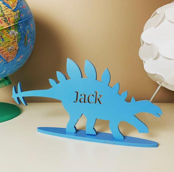 Standing Personalised Stegosaurus