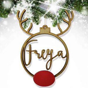 Boho Style – Rudolph Family Christmas Bundle
