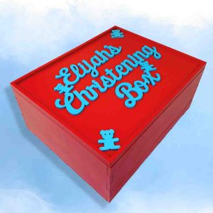 Personalised Children's Box
