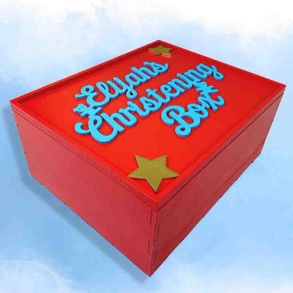 Personalised Children's Box